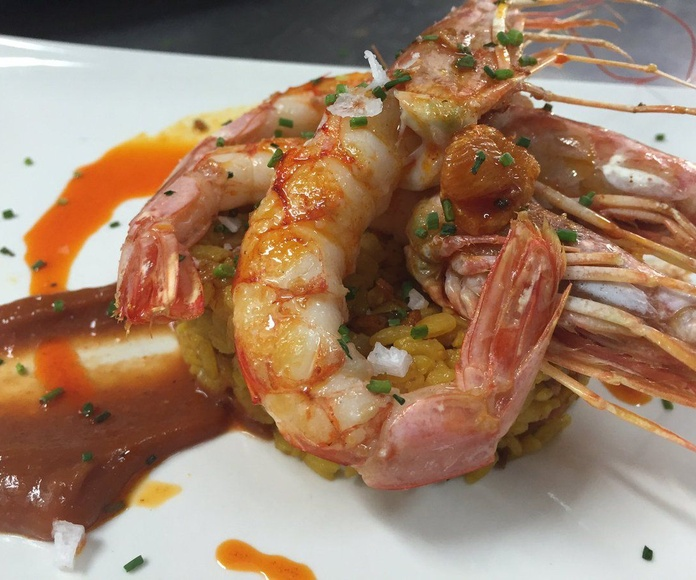 Lo mejor de la costa: Carta y menús de El Reservado Restaurante