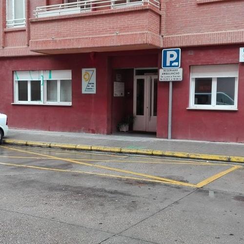 Centro para mayores en Zamora