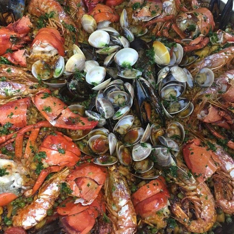 Paellas: Productos de Restaurante Sa Goleta