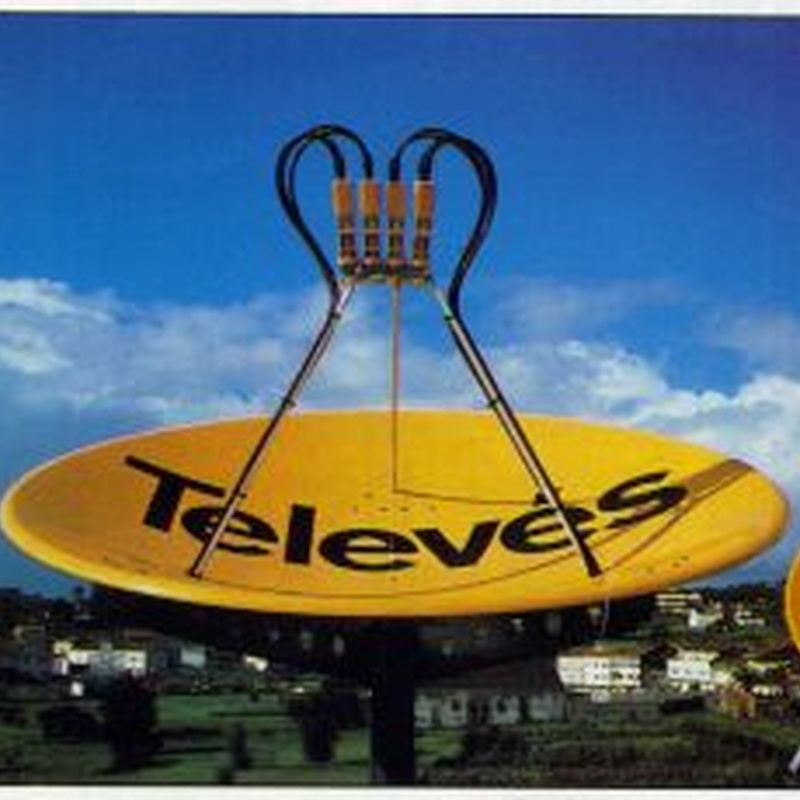 Reparación de antenas de TV y satélite: Servicios de Tele Antenas