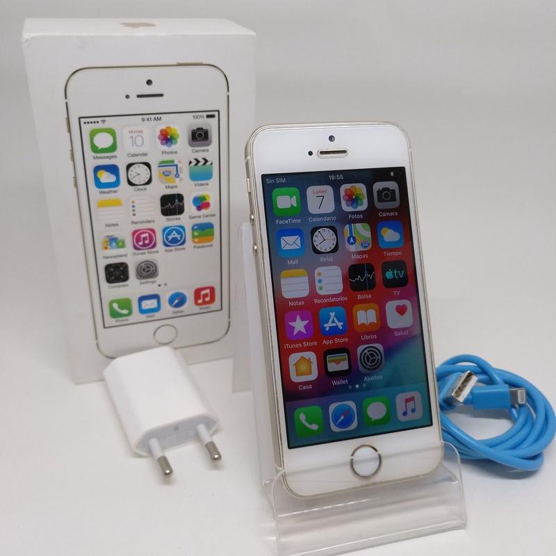 IPHONE 5S 16GB dorado A1457: Compra y Venta de Ocasiones La Moneta