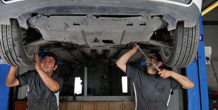 Cambio de motor: Taller de Lopecar Automoción