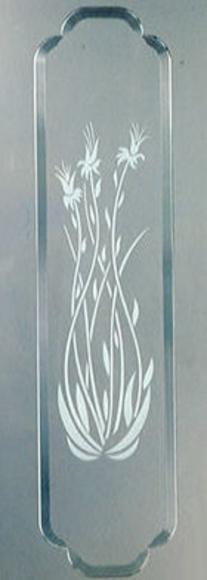 Cristales decorados para puertas : Productos y servicios de Metal Masa, S.L.