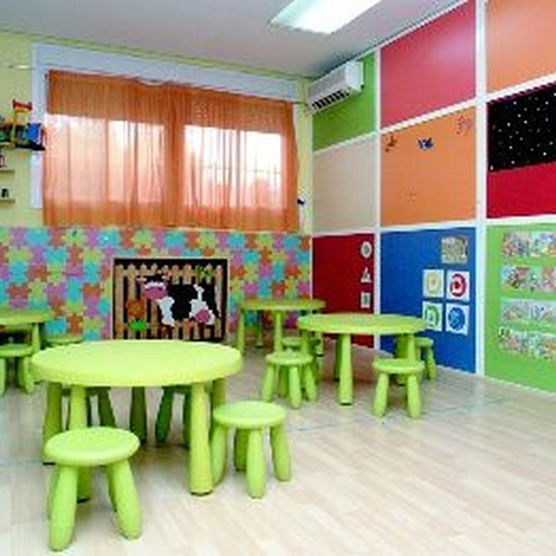 ¡¡ Bienvenidos a la Escuela Infantil Gente Pequeña !!: Catálogo de Centro Infantil Gente Pequeña