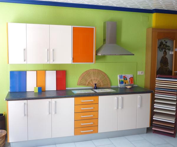 Muebles de cocina en Silla