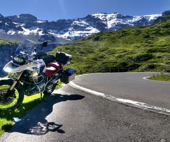 Raid Router-Alquiler de motos: Alquiler de motos - Accesorios de Motovalle