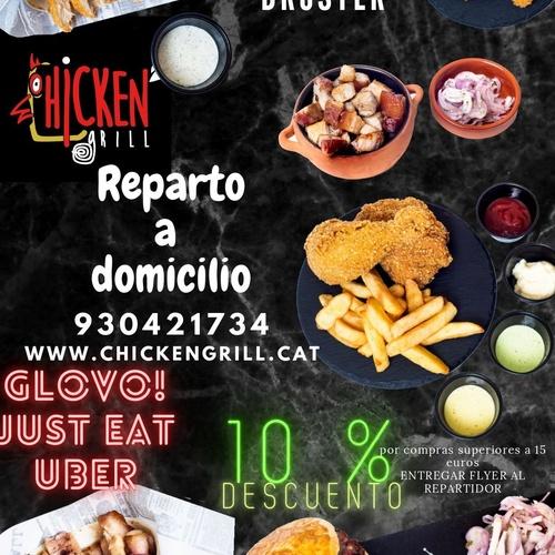 Pollo a la brasa en Manresa | Chicken Grill