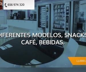Máquinas de vending en Zaragoza | Mi2 Vending