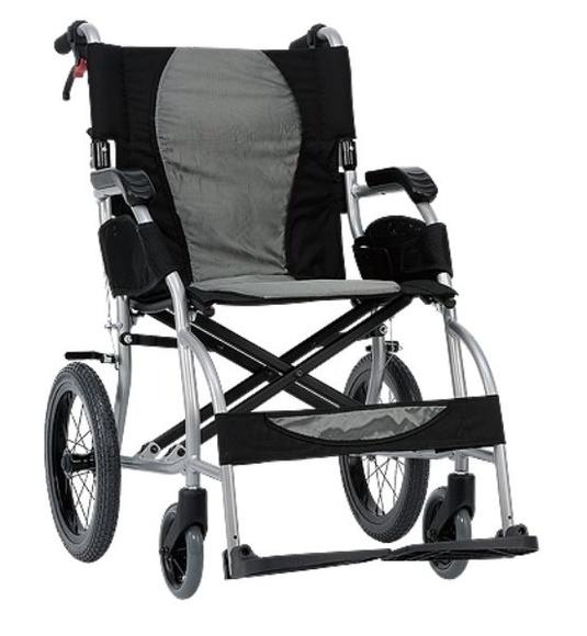 Sillas de ruedas - manuales - aluminio - karma - ergo lite: Productos de Ortopedia Ca N'Oriac