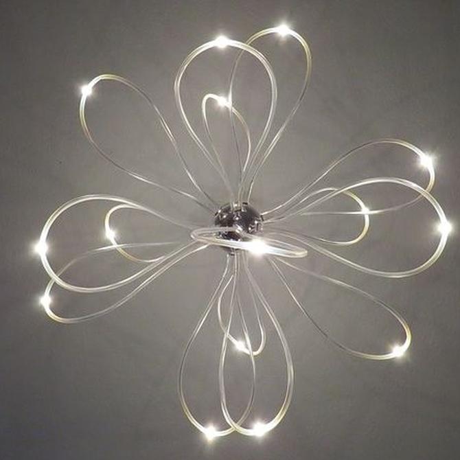 ¿Quién creó las bombillas LED?
