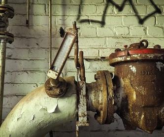 Obra nueva. Saneamiento: Servicios de Obras de Pocería Celso