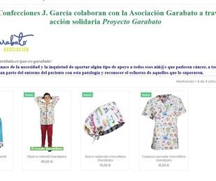 Prendas Proyecto Garabato