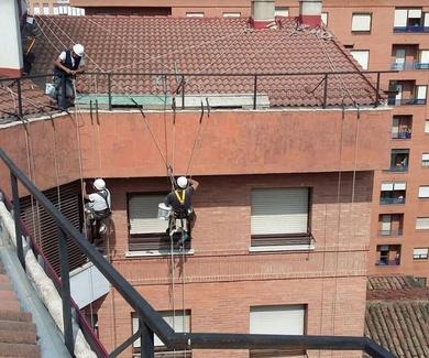 Mantenimiento de comunidades de vecinos Logroño