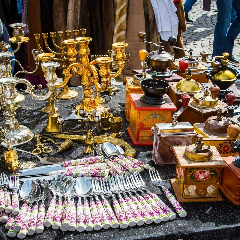 Compra de oro y plata: Productos de Antigüedades Manuel Ruiz