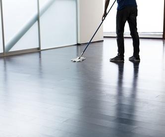Limpiezas en viviendas: Servicios de Limpieza de ServiClean Zaragoza