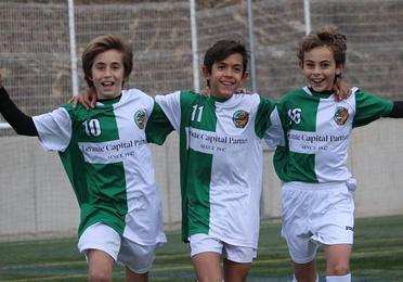 Fútbol 7  y 'Escola'