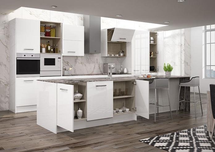 muebles de cocina en Huesca