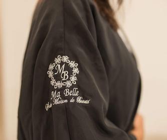 Styling: Servicios de Ma Belle Salón