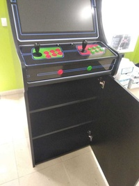 Video Sonic Mueble