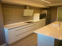 Cocina lacado de Luxe brillo: Trabajos realizados de Cocinas Benamu, S. C. A.