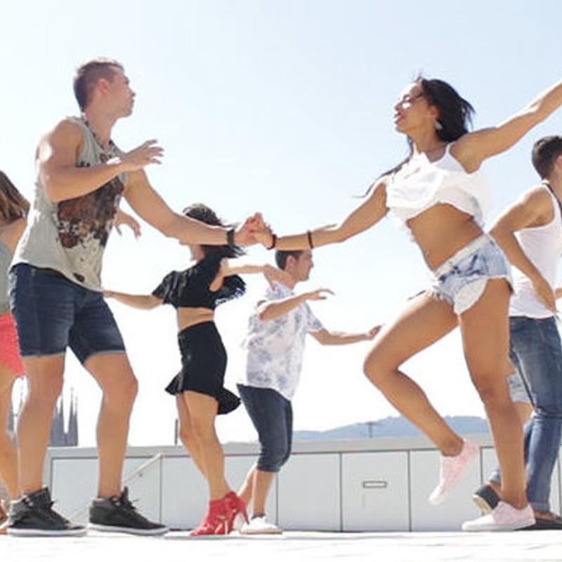 Salsa Cubana: Clases de Baile de Báilalo Madrid