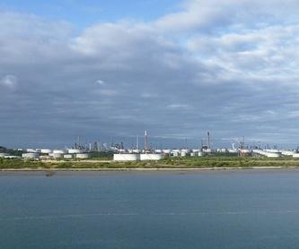 Proyecto de Instalaciones Petrolíferas: Servicios de Instalaciones Petroliferas Hnos. López
