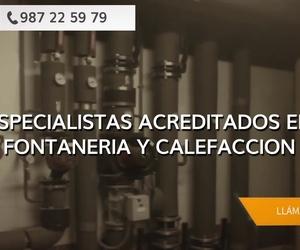 Reparaciones de fontanería en León | Rodrigo Rodríguez