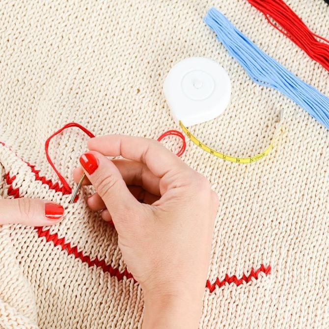 Tipos de telas para bordar