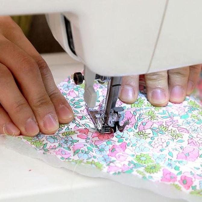 Trucos para iniciarte con la máquina de coser
