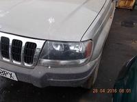 FARO IZQ JEEP G. CHEROKEE 3.1 AÑO 1997: Catálogo de Desguace Valorización del Automóvil BCL, S.L.