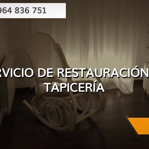 Cortinas a medida en Castellón: Zahonero Tapissería