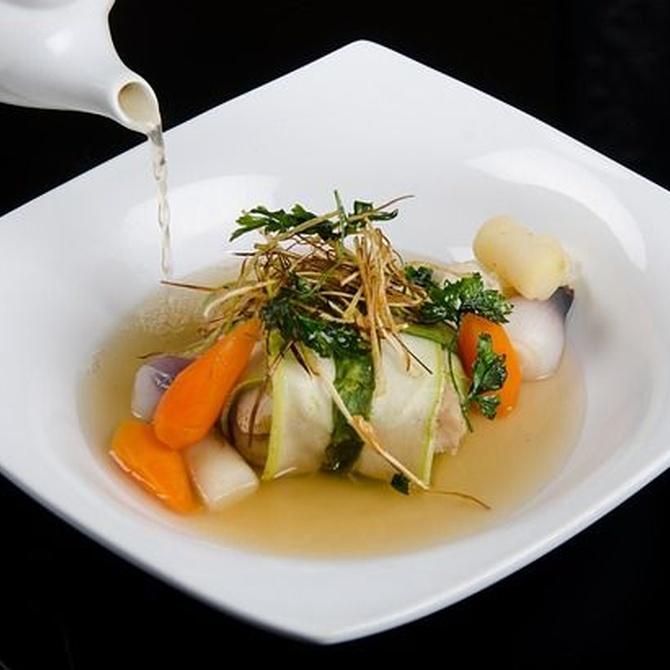 Dos sencillas recetas con pescado congelado