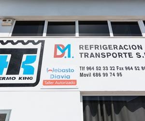Empresa de refrigeración de transporte