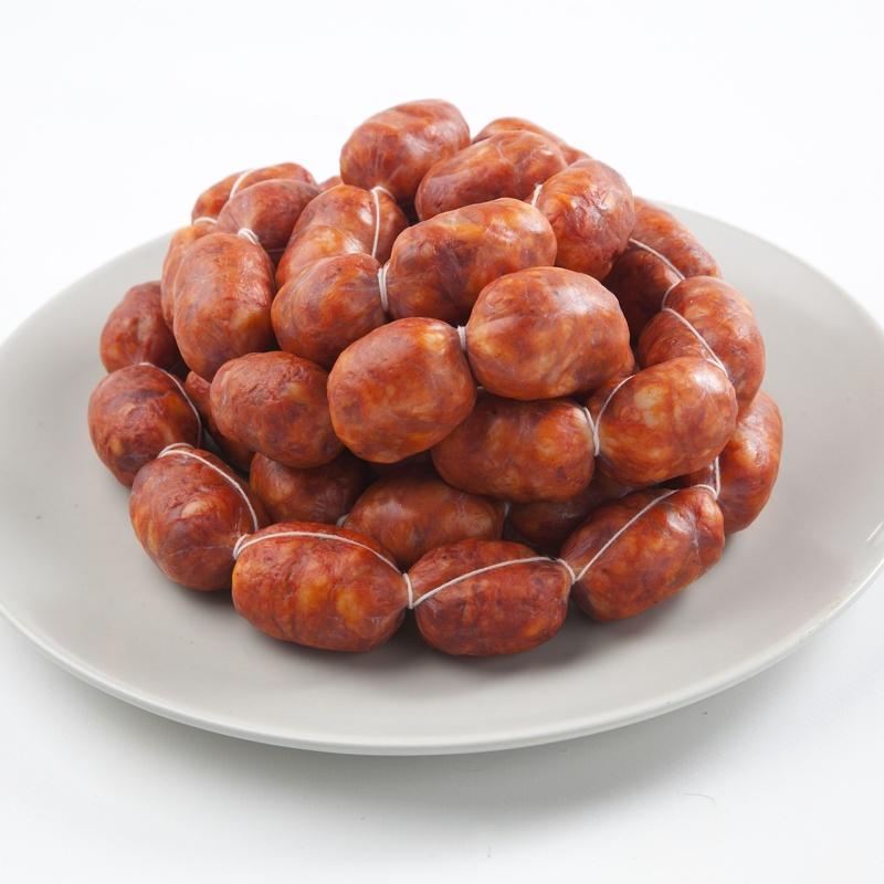 Bolitas de choricito (10 ud) Dulce 0,200 Kg:  de Ramaders Agrupats