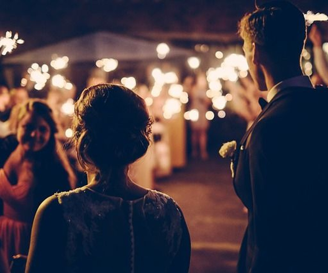 Decoración de bodas estilo boho chic