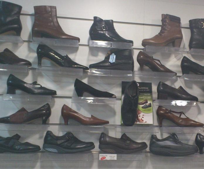 zapato para plantillas en Barcelona