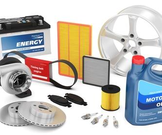 Limpieza integral de vehículos: SERVICIOS LIMPIEZA AUTOMOVIL de Vaquerizo Motor