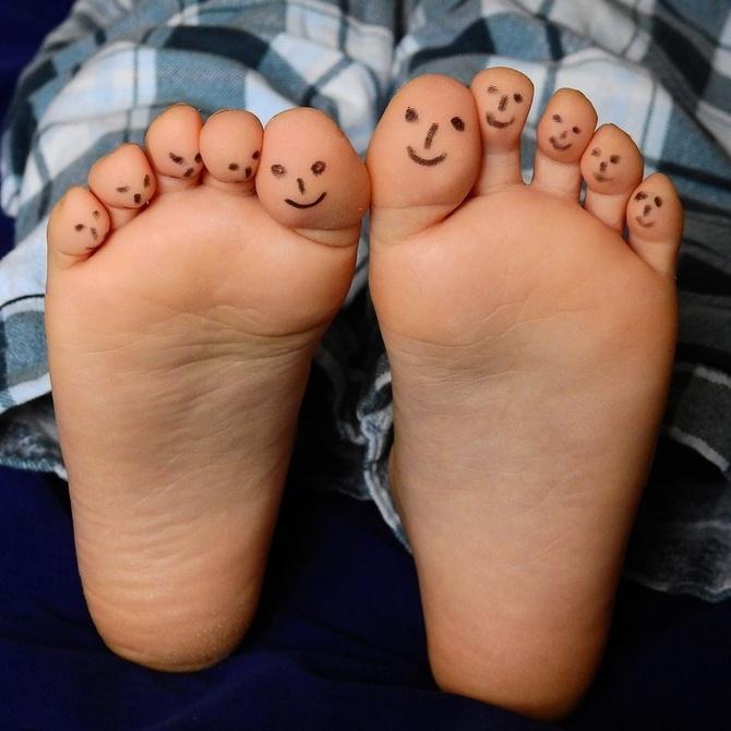 Detecta enfermedades a través de tus pies