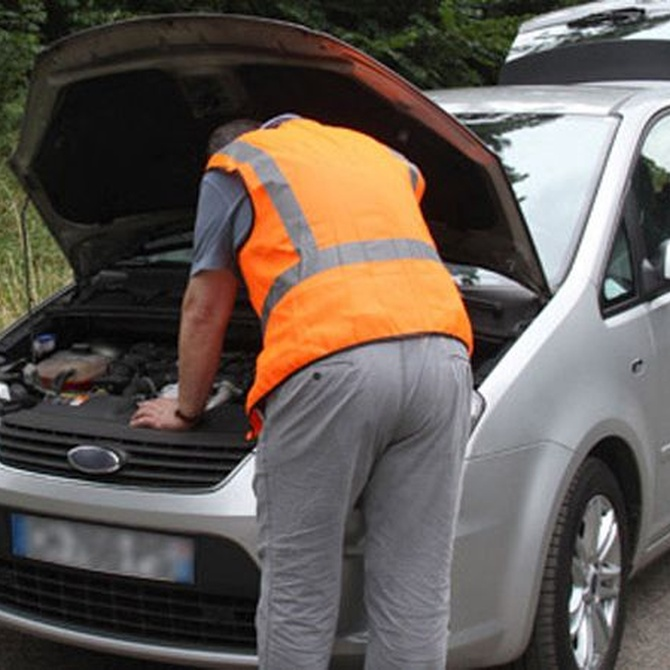 Problemas en el coche que causa el propio conductor