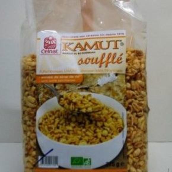 KAMUT inflado, CELNAT.: Catálogo de La Despensa Ecológica