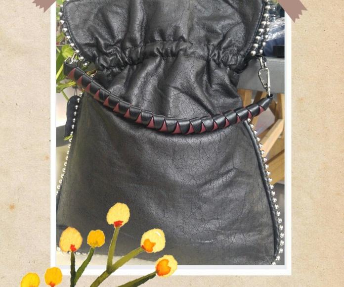 BOLSOS: Nuestra ropa de Criss Sueña con tu Color