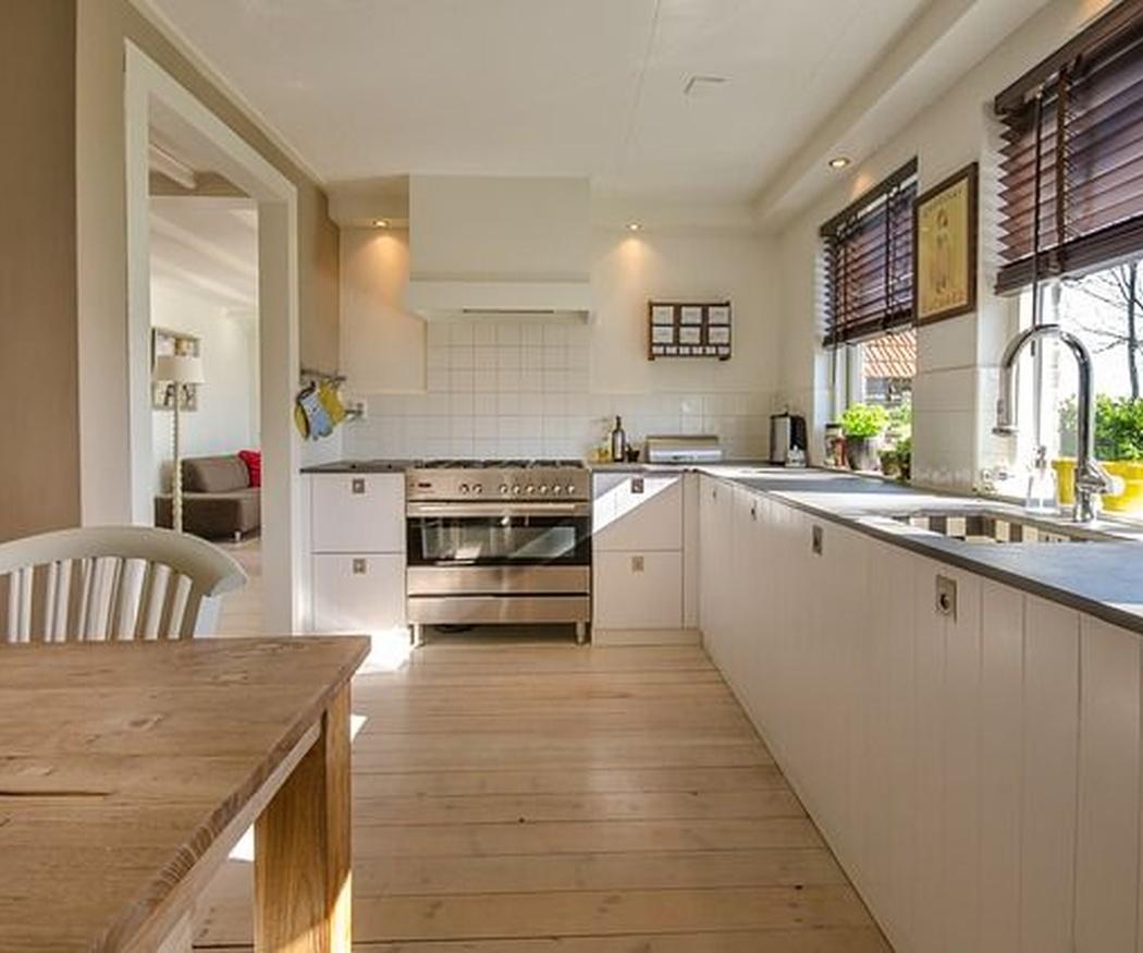 Cocinas y baños a la última en decoración