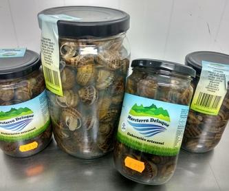 Agua Lebanza: Nuestros productos de Bodega Cabria