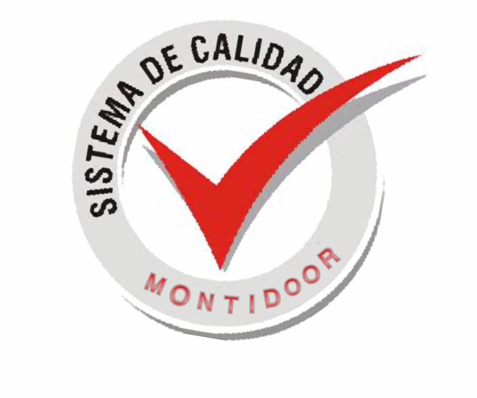 Certificado de homologación de puertas automáticas: Servicios de Automatismos Montidoor
