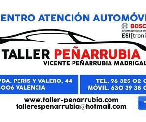Talleres Peñarrubia informa a sus cliente y a todos aquellos interesados