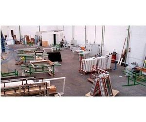 Mobiliario en aluminio