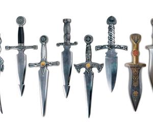 Todo tipo de dagas