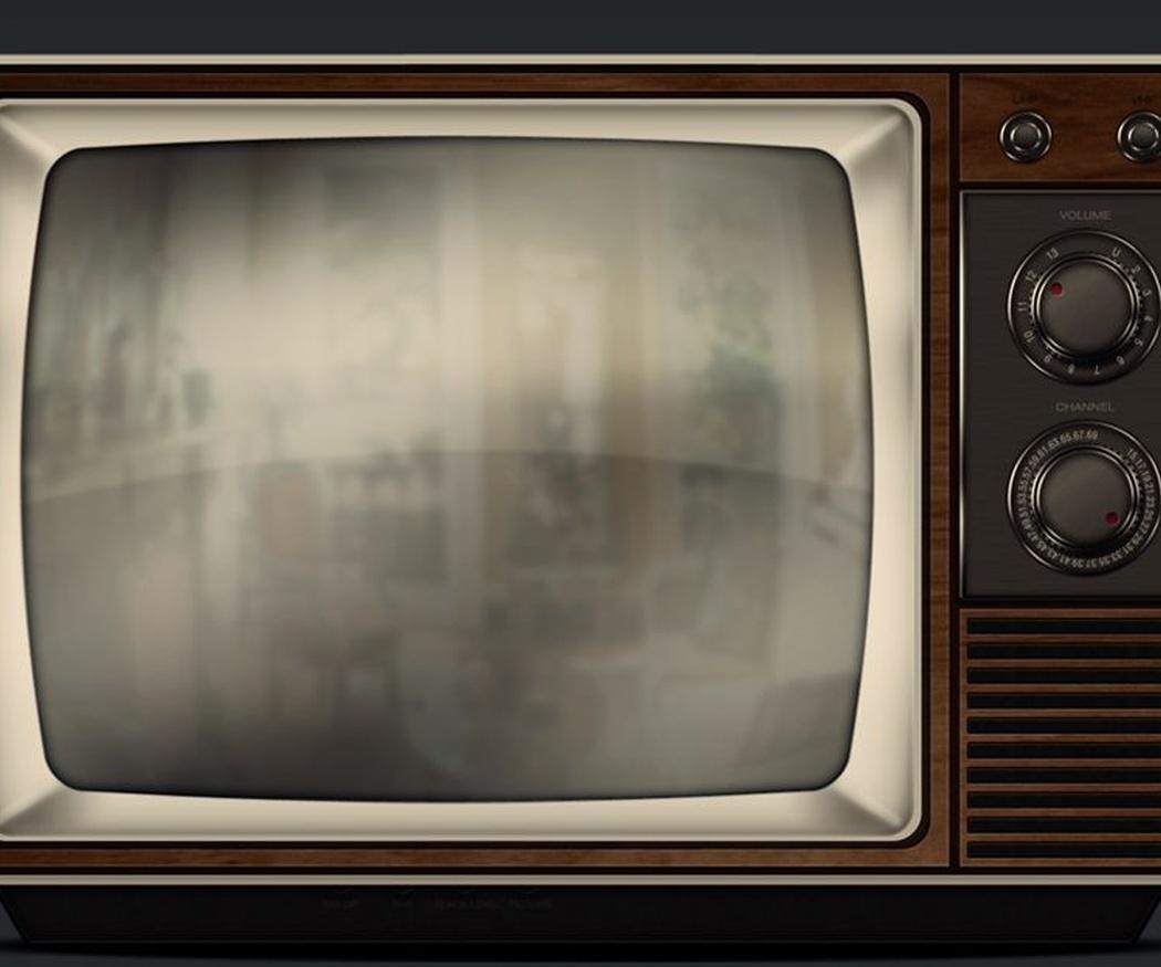 Los televisores vintage, una opción original para decorar tu espectáculo