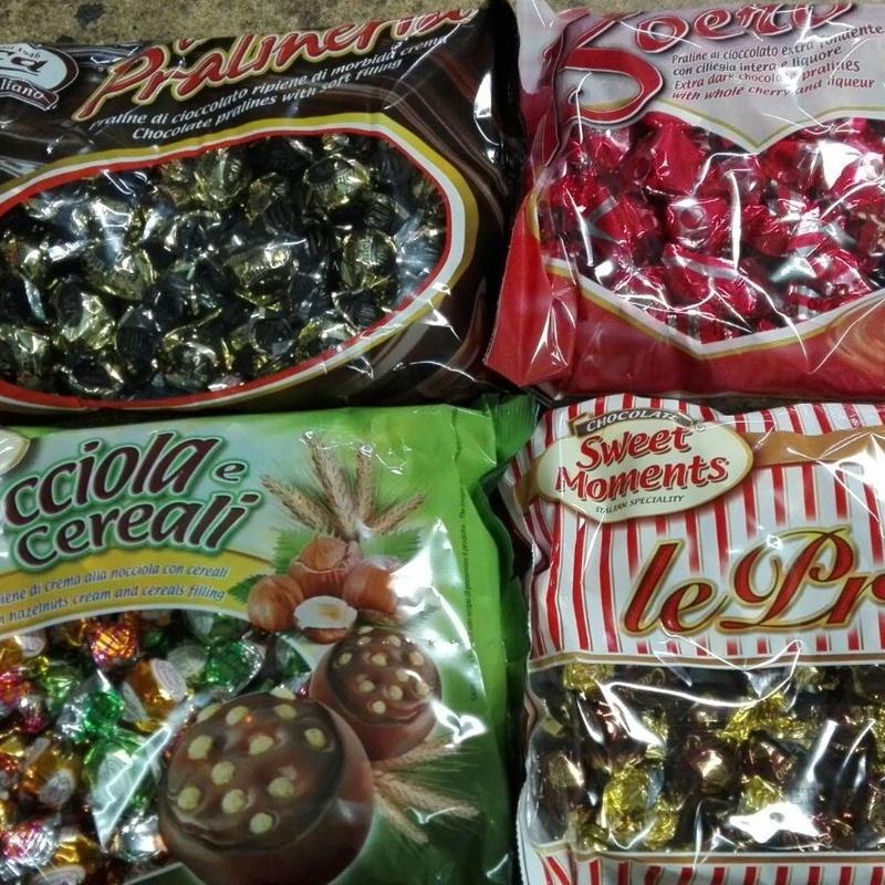 """Caramelos variados  """"sin azúcar"""": Productos   de Candy Five, S.L."""