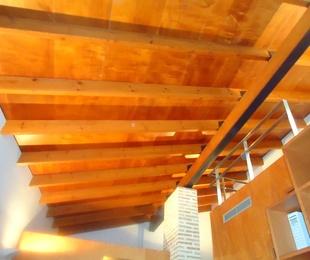 Panelado de paredes, techos y zócalos